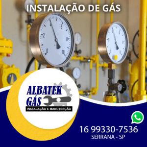 Gás encanado em Ribeirão Preto