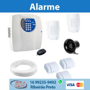 Alarme em Ribeirão Preto