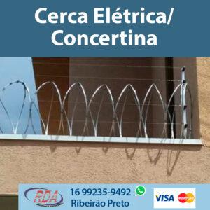 Cerca Elétrica em Ribeirão Preto