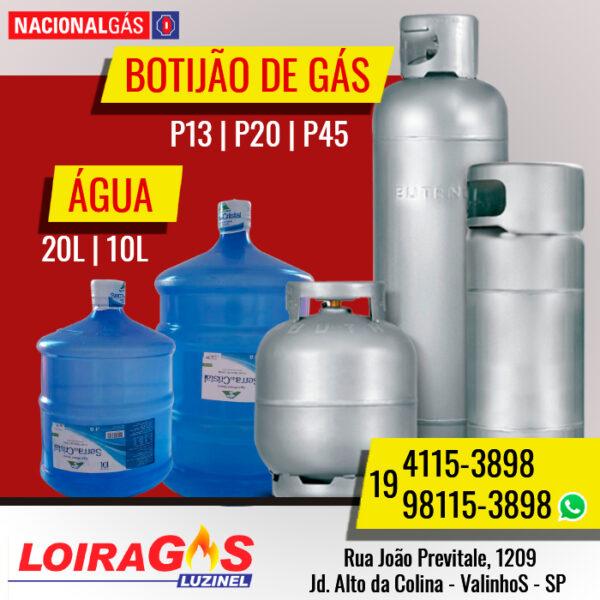 Empresa de gás em valinhos