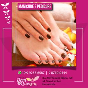 Manicure em Hortolândia