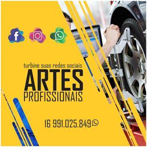 Artes para Redes Sociais em Ribeirão Preto