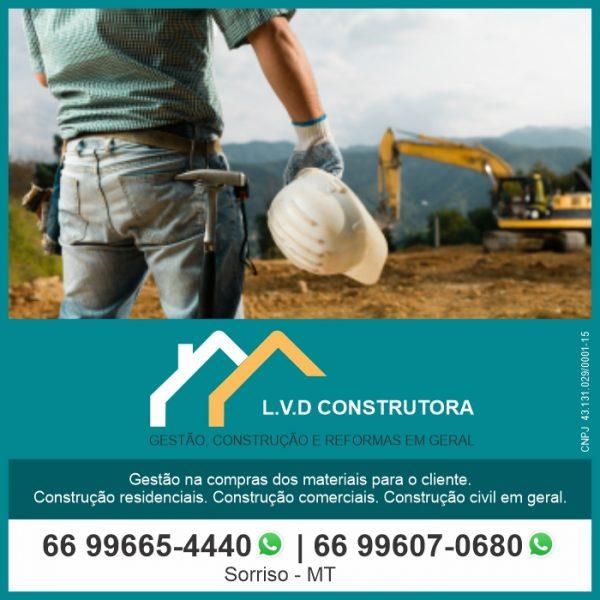 Construção Civil em Sorriso