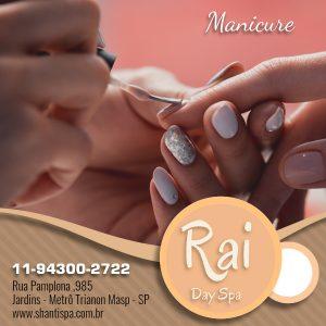 Manicure no Jardins