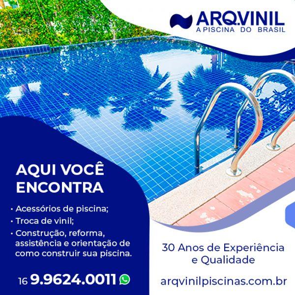 Piscinas de vinil em São Joaquim da Barra